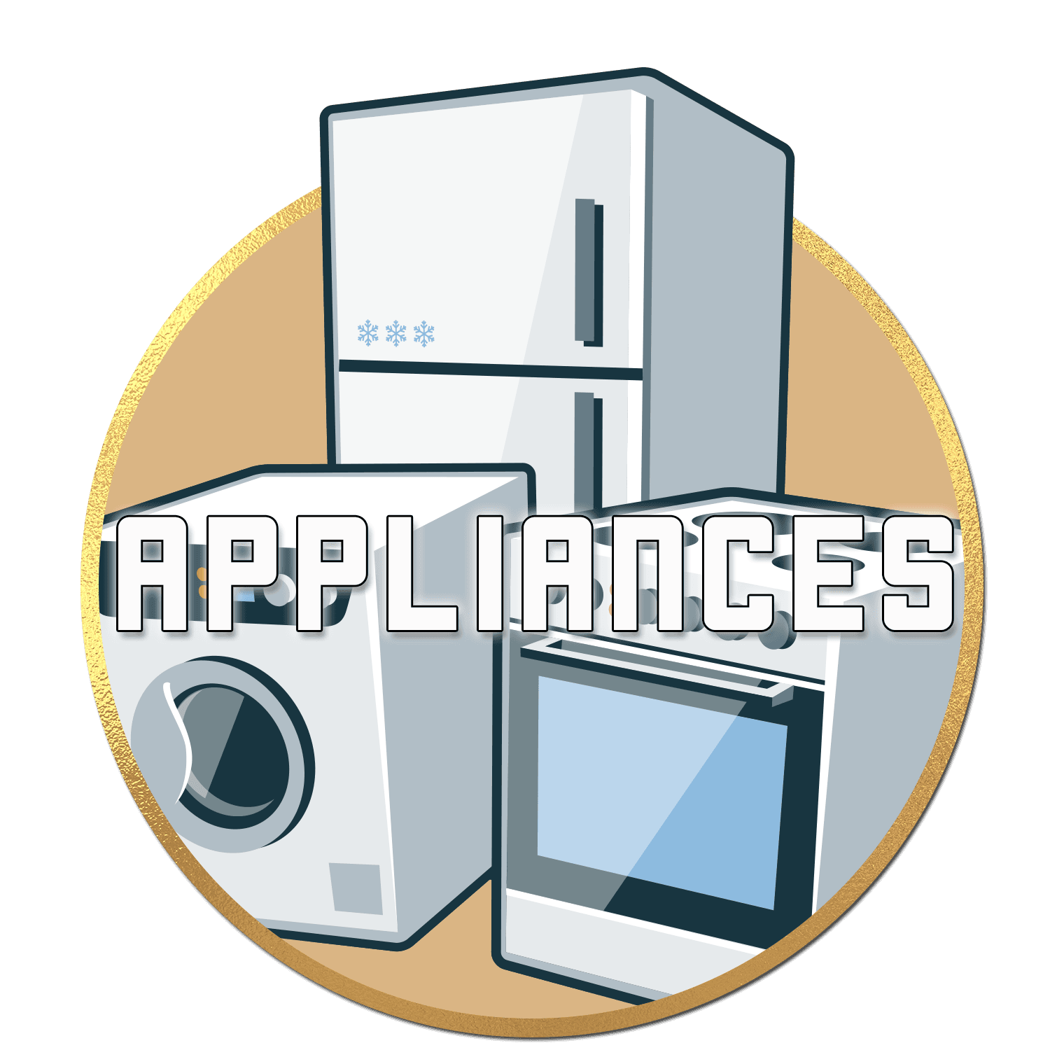 Appliances-Button
