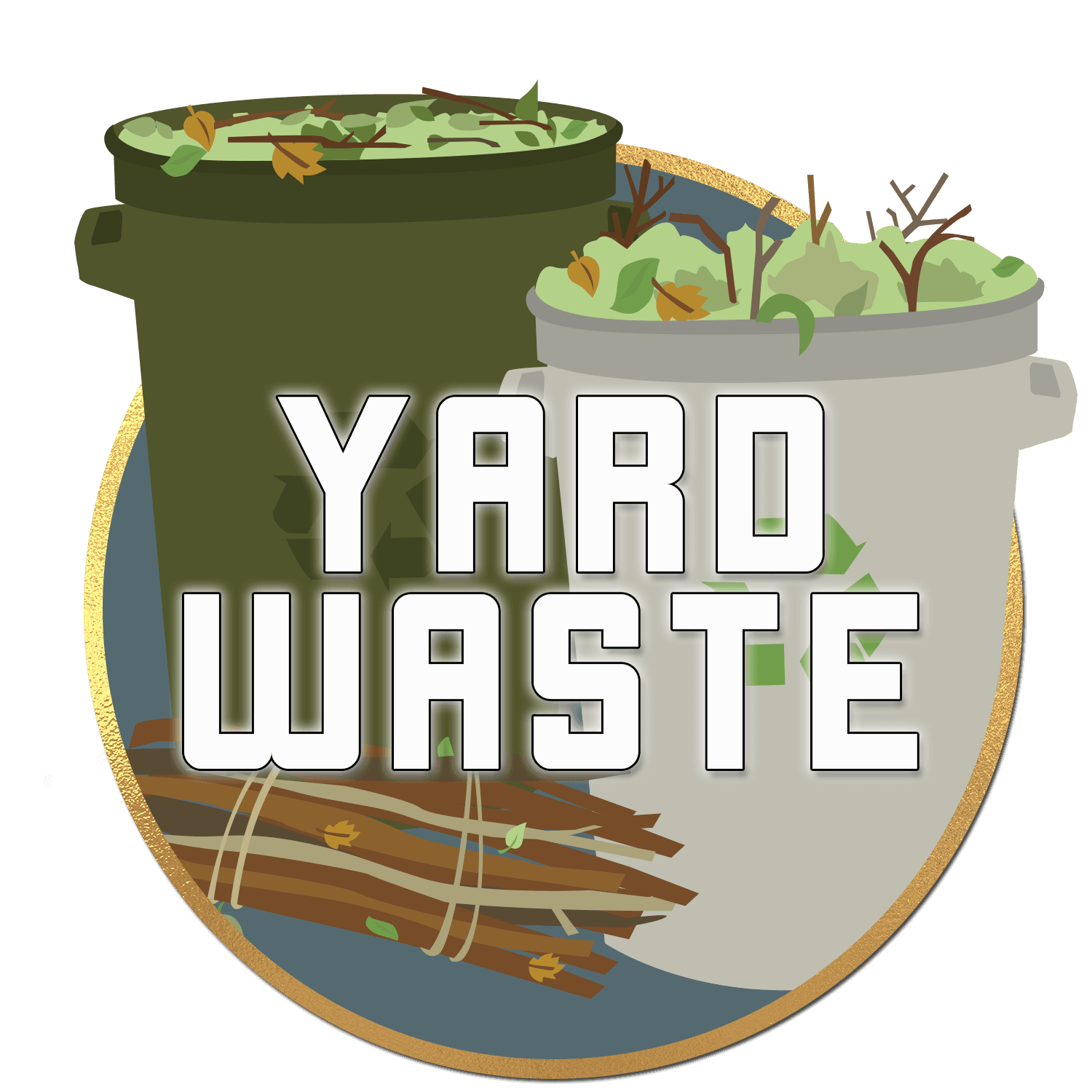 Yard-Waste-Button