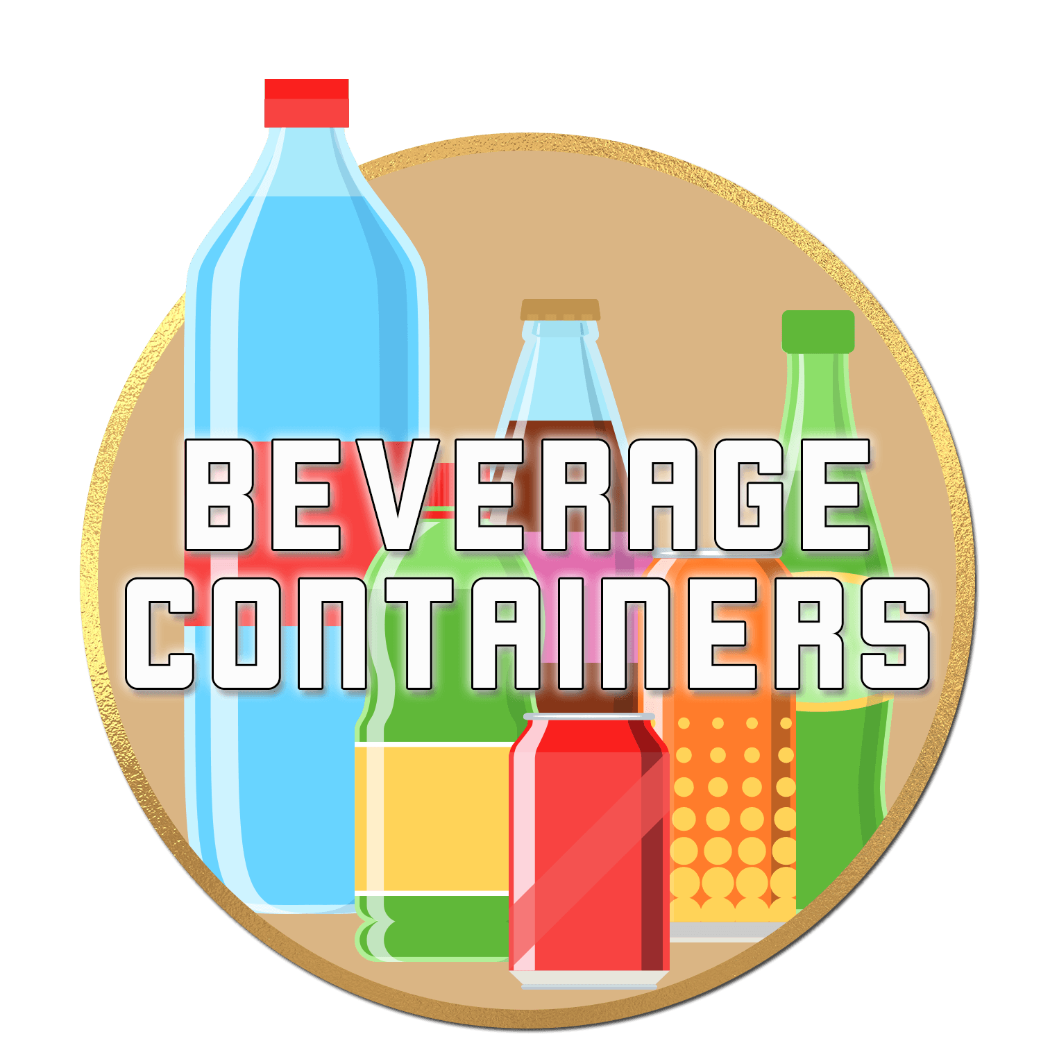 Beverage-Containers-Button