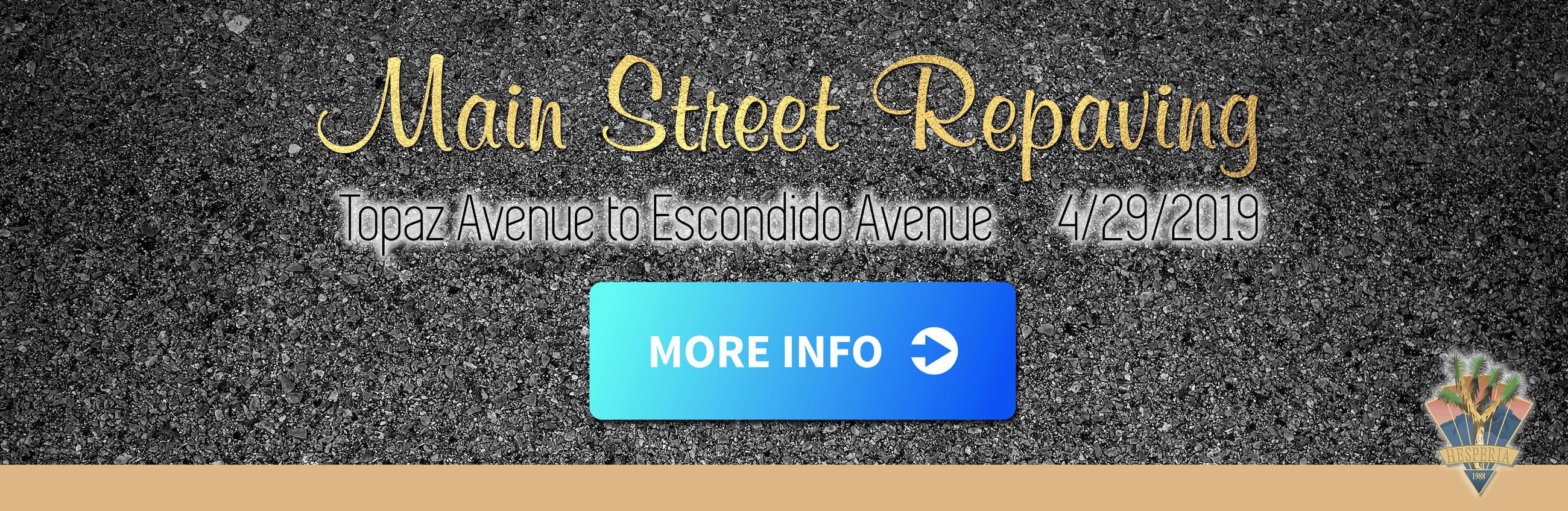 Main Street Repaving
