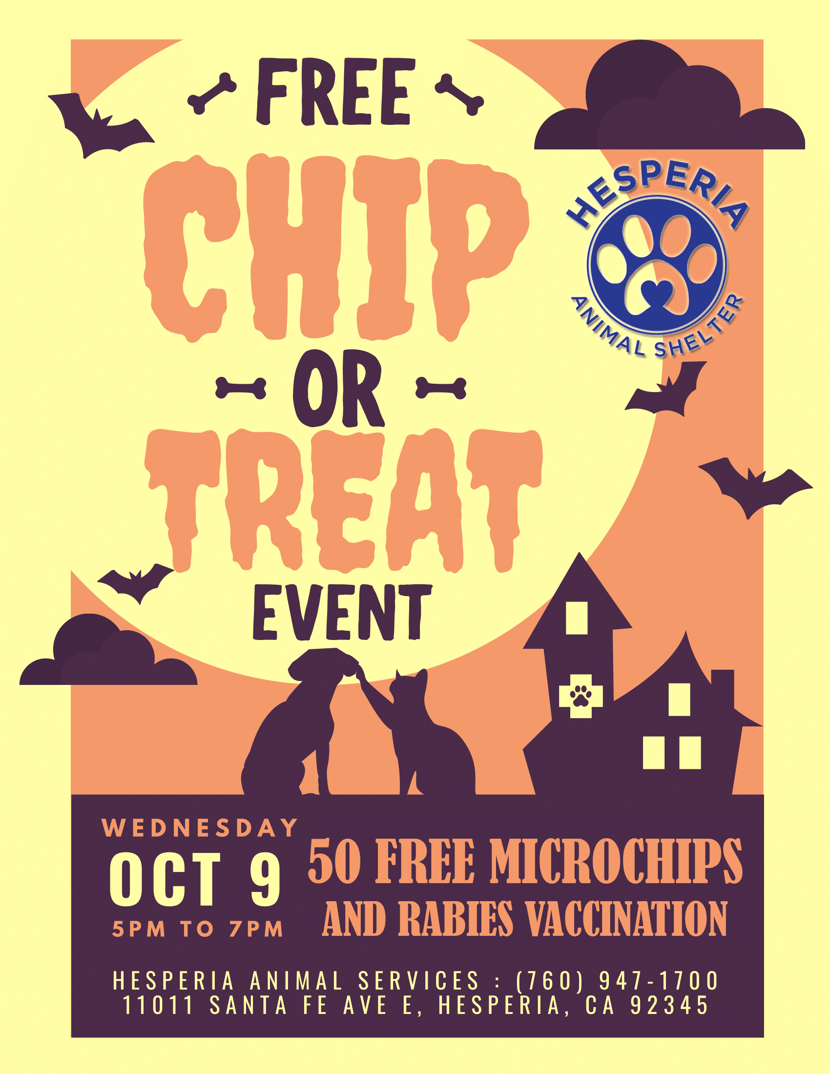 Chip or Treat