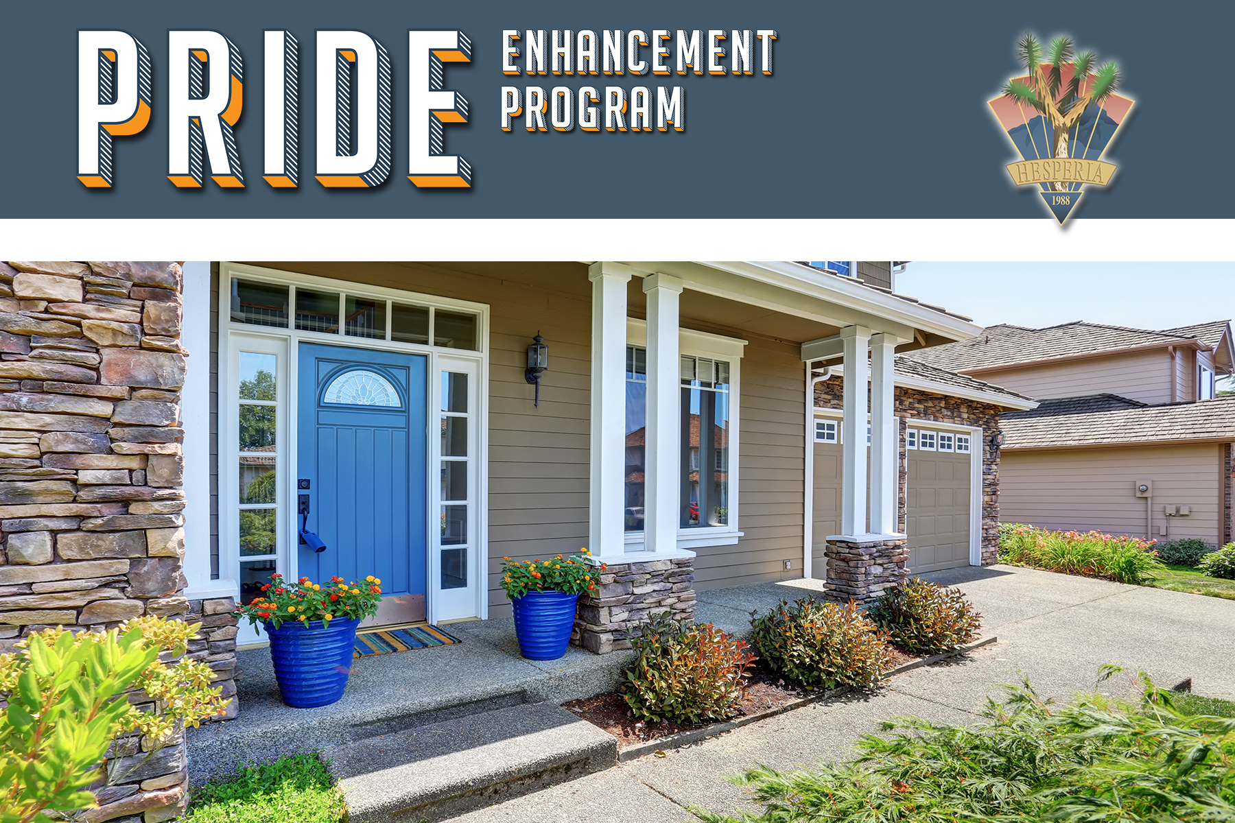 Pride Enhancement Program Graphic